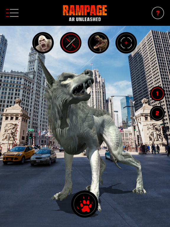 Rampage: AR Unleashed screenshot 10