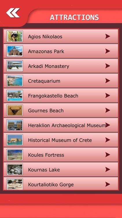 Crete Island Tourism - Guide screenshot-3