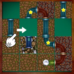 Sliding Block Ball Puzzle 2021
