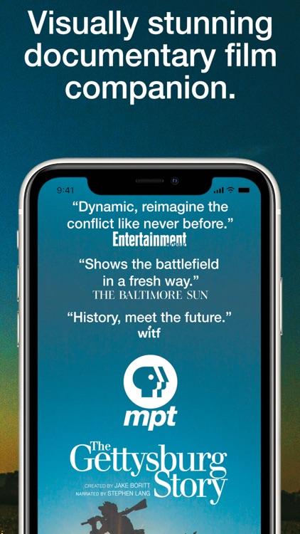 HereStory Gettysburg Auto Tour screenshot-6