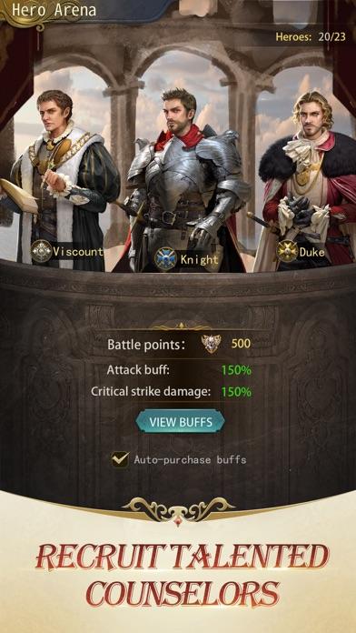 King's Choice screenshot 4