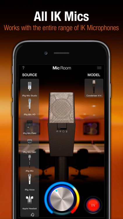 Mic Room screenshot-3
