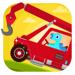 133.恐龙救援车-赛车,卡车和汽车儿童游戏总动员