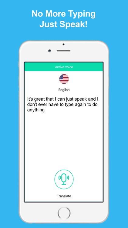 Active Voice: Speech to Text