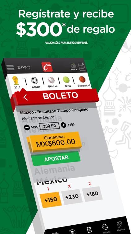 Caliente Sports screenshot-0