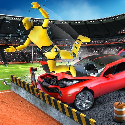 Ragdoll Car Crash
