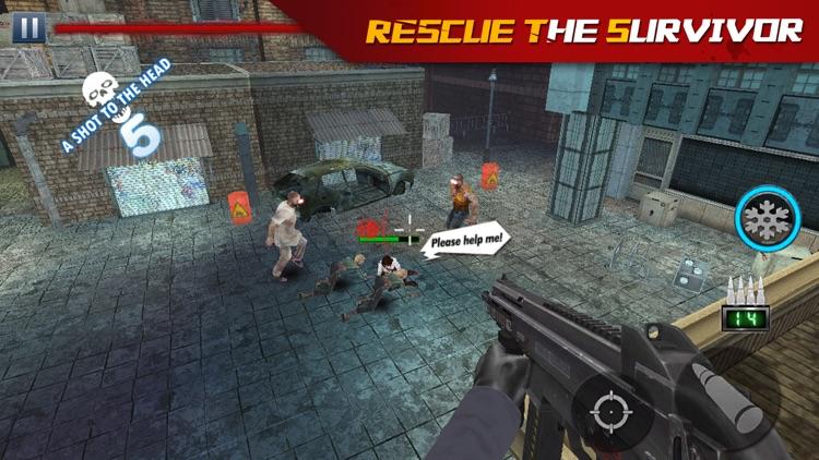 Zombie Sniper : Evil Hunter