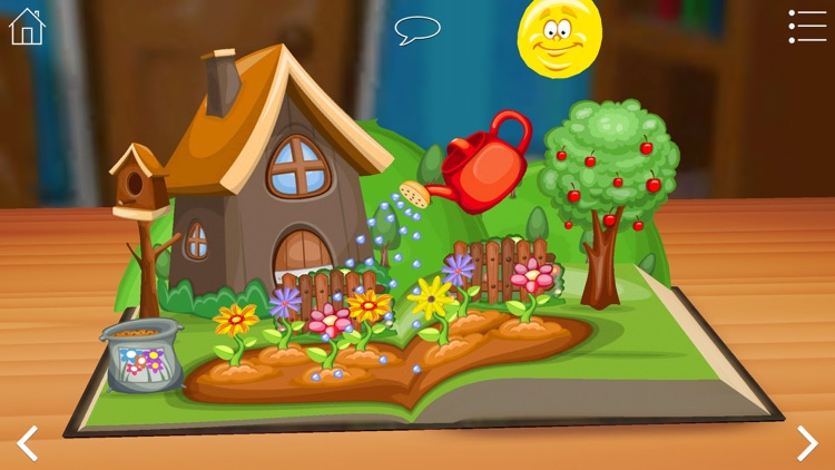 StoryToys Princess Rapunzel screenshot-0