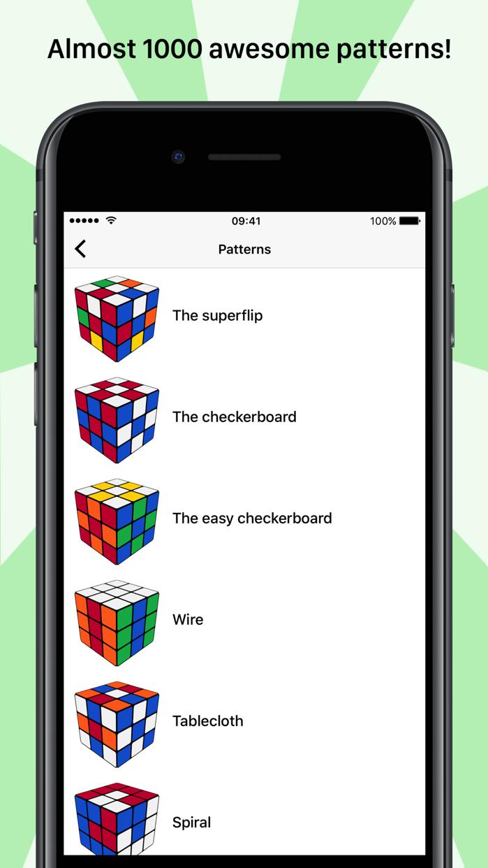 Rubix Cube Solver Screenshot