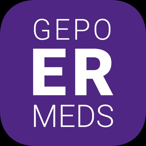 Download GepoER Meds free for iPhone, iPod and iPad