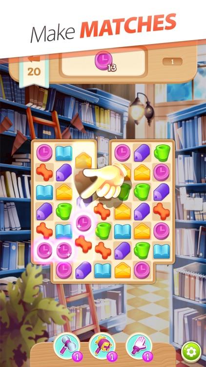 Tiles & Tales - Puzzle Stories screenshot-6