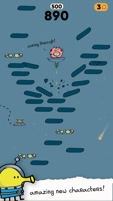 Doodle Jump 2 screenshot 4