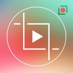 Crop Video Square Editor