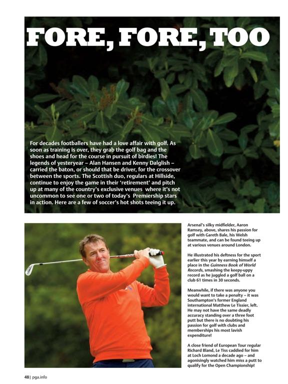 Golf - The PGA Magazine | App Price Drops