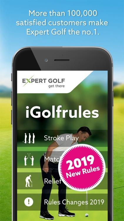 Expert Golf – iGolfrules