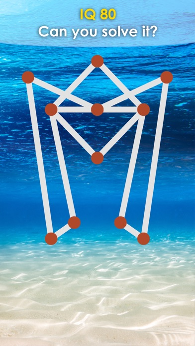 One Line Guru - 1Line Puzzle screenshot two