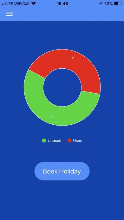 EmpresaHR Holiday App