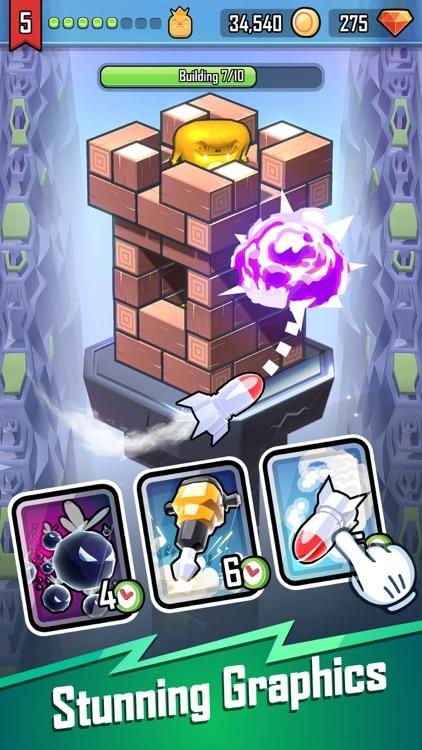 Crush Castle: Idle Action Inc. screenshot-0