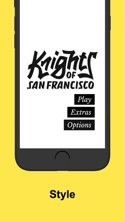 Knights of San Francisco screenshot-4