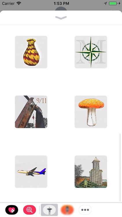 Seattle Stickies