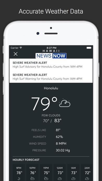 Hawaii Now Local News review screenshots