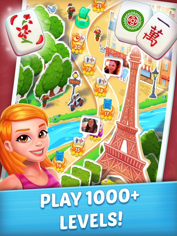 Mahjong City Tours - Online Game Hack and Cheat | Gehack com