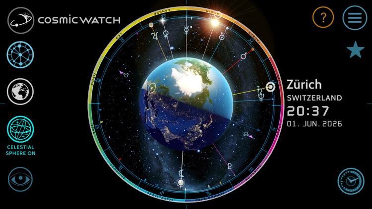 Cosmic-Watch screenshot-6