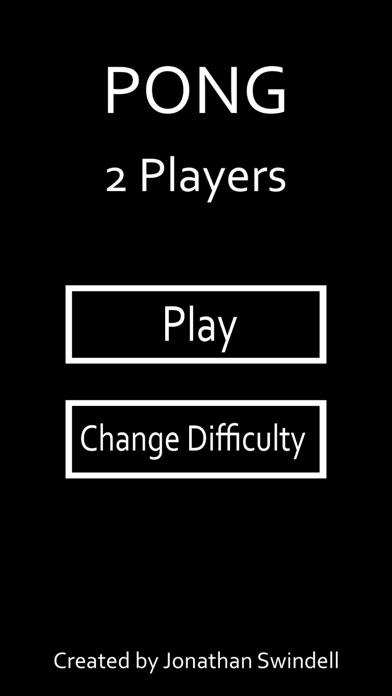 Pong - A Retro Experience Screenshot 4