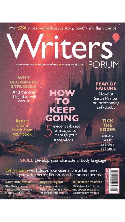 Writers' Forum Magazine