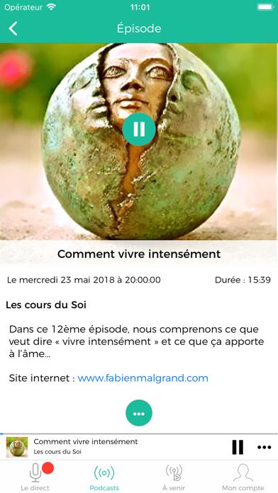 Radio Médecine Douce screenshot one