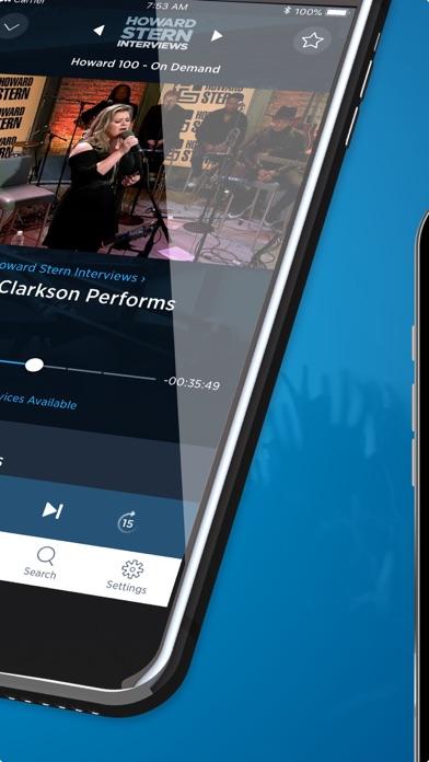 SiriusXM Radio app image