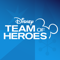 App Icon for Disney Team of Heroes App in United States IOS App Store