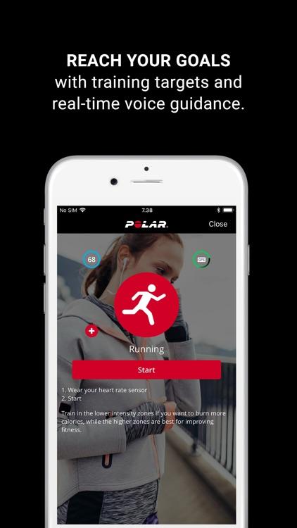 Polar Beat: Run & Fitness screenshot-3