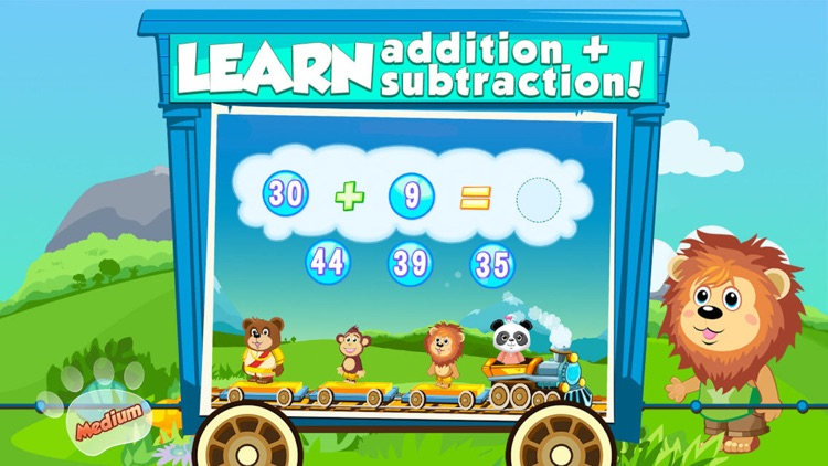 Lola's Math Train II screenshot-1