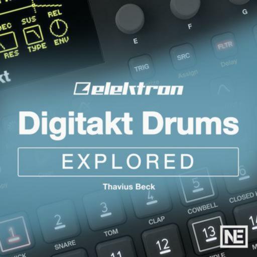 Digitakt Drums Explored 105
