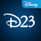 App Icon for D23 App in United States IOS App Store