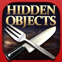 Hidden Object: Hell's Kitchen