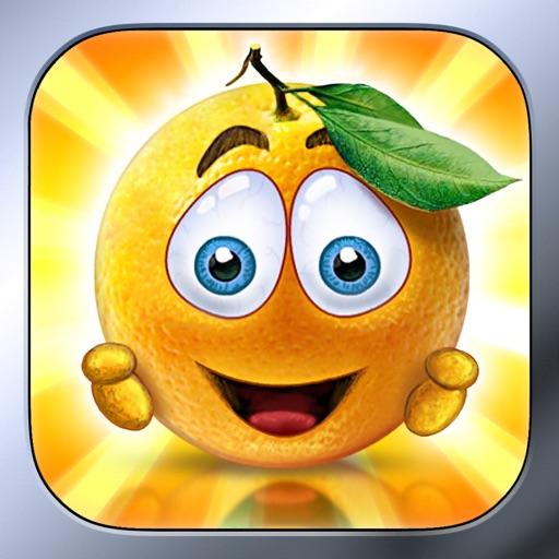 Icone Cover Orange