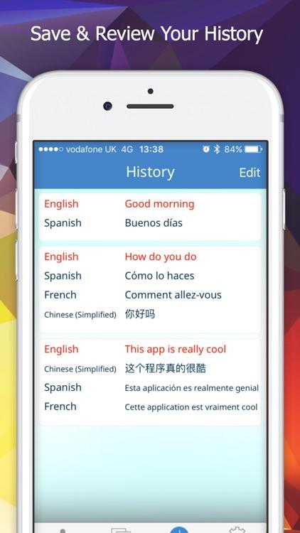 Multi Translate Voice screenshot-3