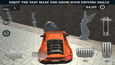 Maze Escape: Car Parking Lever screenshot 3