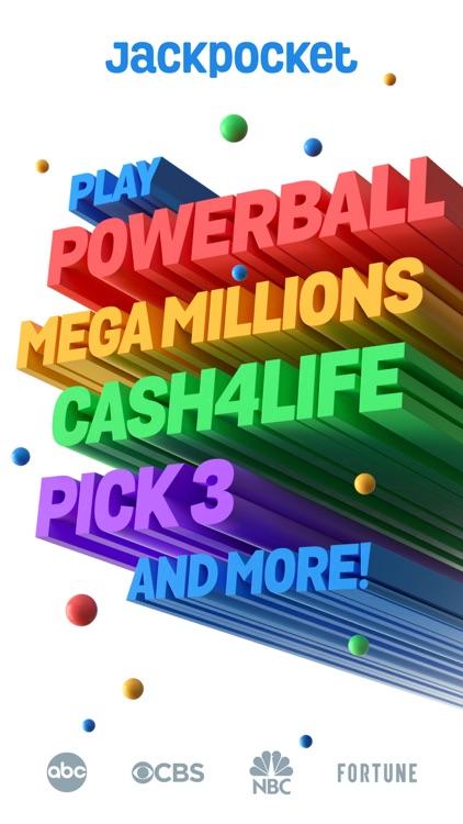 Jackpocket Lottery App screenshot-0