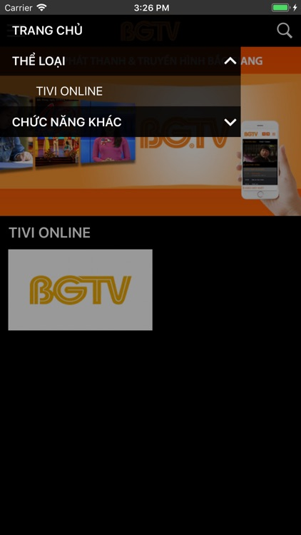 Bắc Giang TV