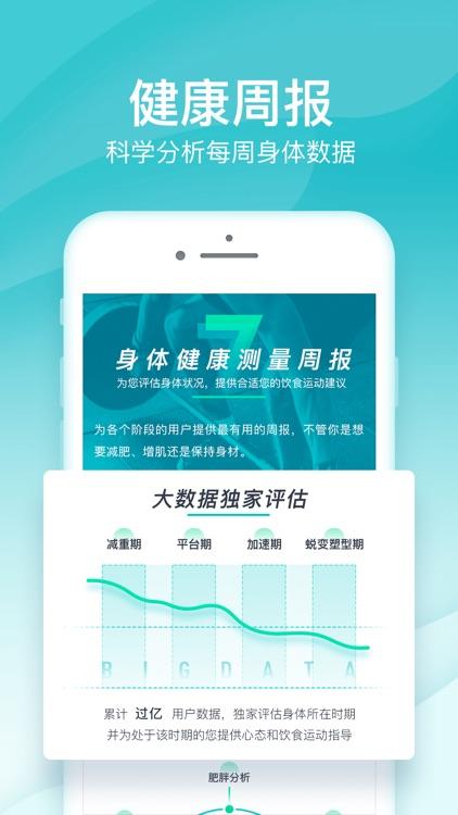 好轻-体重记录管理减肥健身计划App screenshot-6