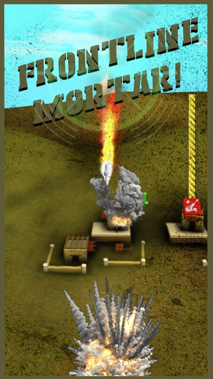 Mortar Clash 3D: Battle Games screenshot-4