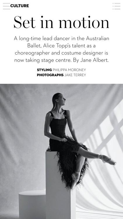 Vogue Australia screenshot-3