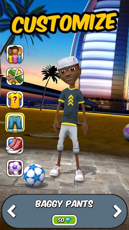 Kickerinho World screenshot-4