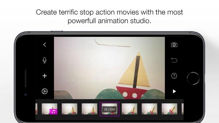 Stop Motion Studio screenshot-0