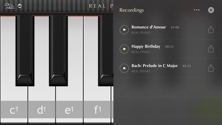 Real Piano™ screenshot-1