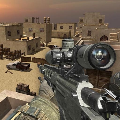 Download Shooting Strike: Special Force free for iPhone, iPod and iPad