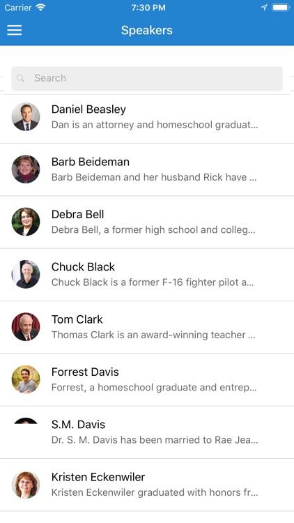 CHAP Homeschool screenshot-6